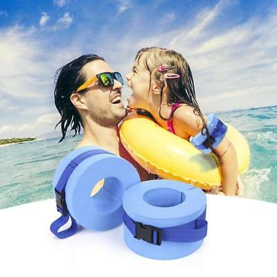 2x Paired Swimming Water Aerobics Weight Aquatic Cuffs for Ankle Arm Wrist Tools