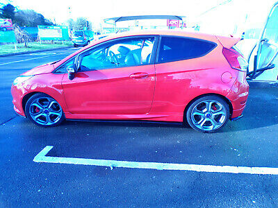 Fiesta ST-2 2014 Bluefin Stage 1 Remap