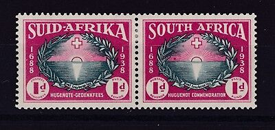 SOUTH AFRICA Pair N° 109-112 New