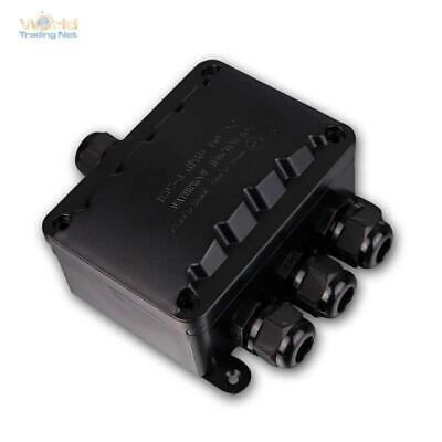 Cable Splice Can Sockets Junction Box IP66 Waterproof Cable Sleeve for 4 Cable