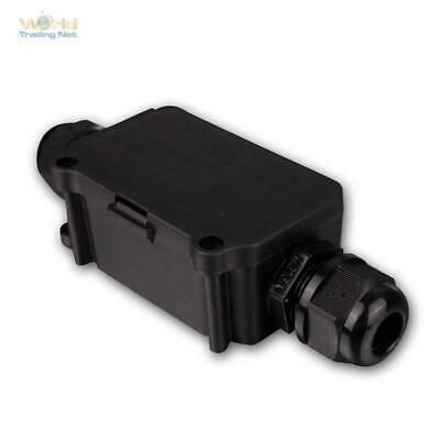 Cable Splice Can Sockets Verbindungsbox IP66 Waterproof Cable Sleeve Für 2 Cable