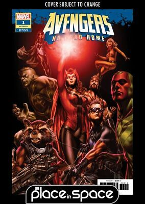 Avengers: No Road Home #1E (1:25) Brooks Variant (Wk07)