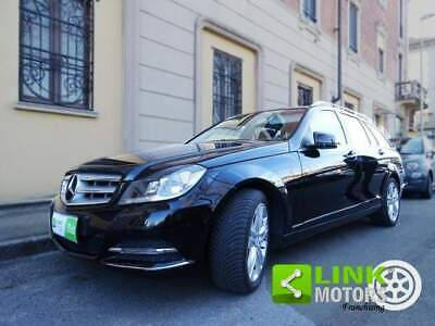 Mercedes classe c 200 cdi blueefficiency av