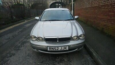 cars automatic jaguar x type