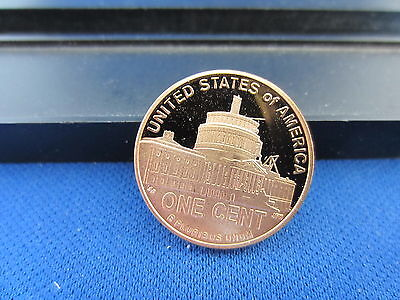 2009-S Cameo Proof  Lincoln Cent Presidency in Washington D.C. 1861-1865 Copper