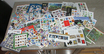 *$US MNH self adhesive postage stamp collection, face value $356.16