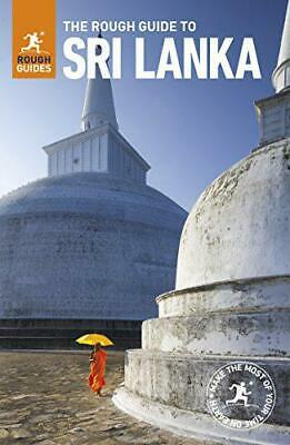 The Rough Guide to Sri Lanka (Rough Guides) by Guides, Rough, Paperback Book, Ne