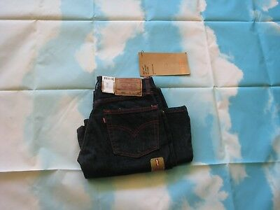 LEVI Jeans 452 Size 9 26 x 30 Denim Blue  FLARED