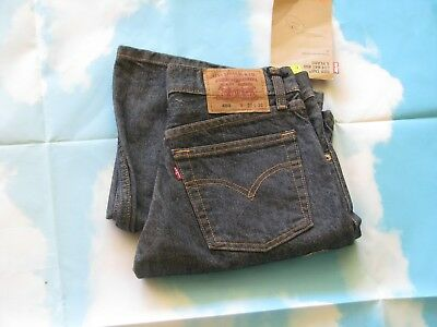 LEVI Jeans 450 Size 9 27 x 32 Denim Blue  FLARED