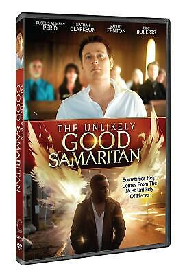 THE UNLIKELY GOOD SAMARITAN (2019): Drama, Ex-Convict vs Pastor- NEW Rg1 DVD