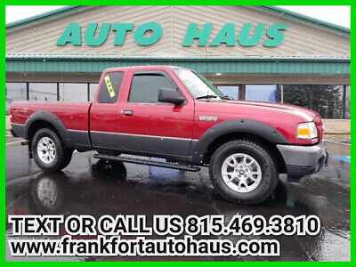 2009 Ford Ranger FX4 Off-Road 2009 FX4 Off-Road Used 4L V6 12V Automatic 4WD Pickup Truck