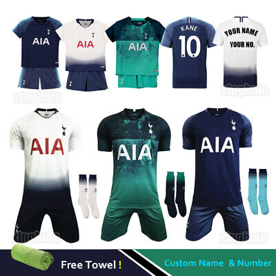 2019 Football Club Soccer Full Kit Short Kids Boys Mens Sport Team Jersey Outfit