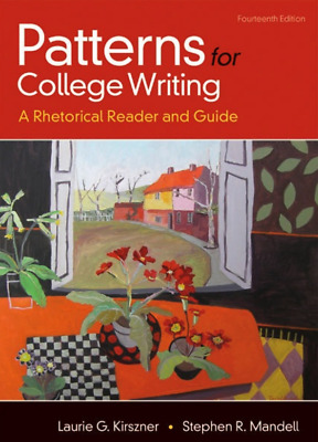 Patterns for College Writing A Rhetorical Reader and Guide 14e EB00K PDF INSTANT