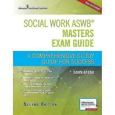 Social Work ASWB Masters Exam Guide:A Comprehensive Study Guide for Success PDF