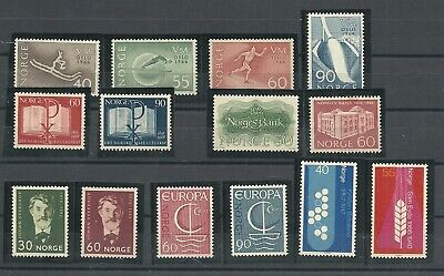 Norway 1966. Year set. MNH