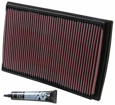 K&N 33-2176 Replacement Performance High Air Flow Panel Filter Volvo