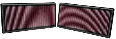 K&N 33-2446 Replacement Performance High Air Flow Panel Filter Land Rover