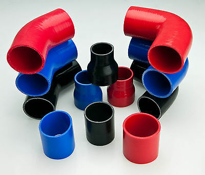 Reducer Silicone Coupler Hose Tube Joiner Pipe Intercooler Air Induction
