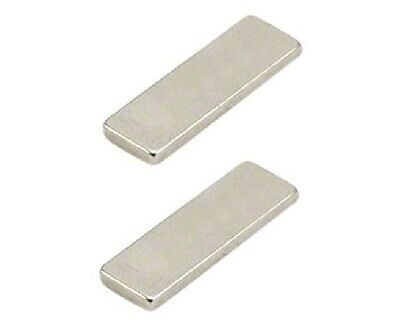 Scalextric Replacement Magnatraction Neodymium Performance Magnets 1990s Cars x2