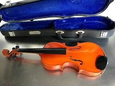VINTAGE CHILDS Article Violin With Case