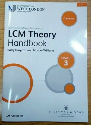 TVU London College Of Music Grade 5 Theory Handbook Exam Book LL134 LCM