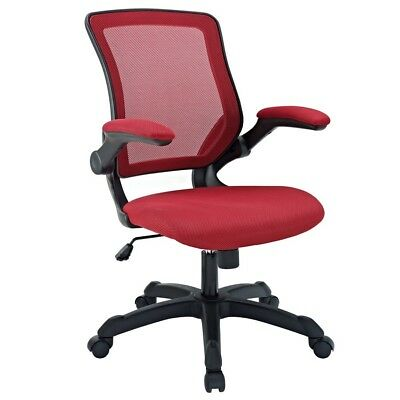Modway Furniture Veer Office Chair, Red - EEI-825-RED