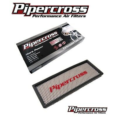 Vauxhall Corsa E Pipercross Performance Replacement Panel Air Filter - PP1690