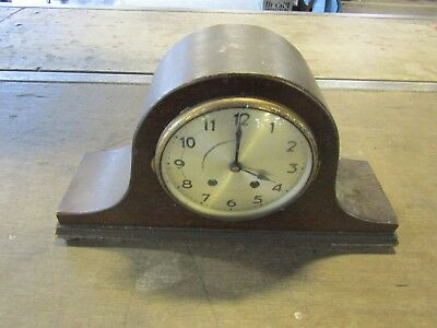 Vintage/antique Napoleon Hat Style Mantel Clock