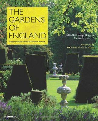 The Gardens of England: Treasures of the National Gardens Scheme by Preface by J
