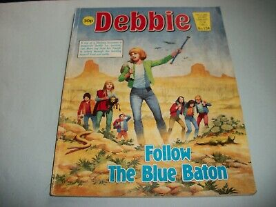 1989  Debbie Picture Story Library comic no. 134