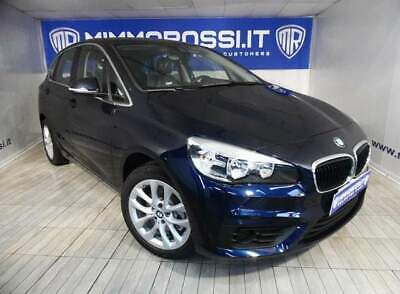 BMW 216 D Active Tourer Urban Connected Km 0 special price
