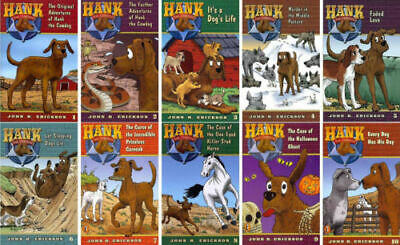 Hank the Cowdog AUDIOBOOK Series Collection 1-10!