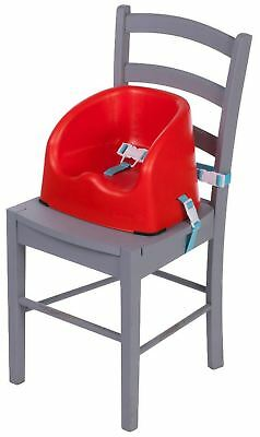 Safety 1St ESSENTIAL BOOSTER SEAT - RED LINES Baby Child Feeding - NEW