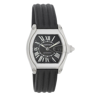 214d9335992 CARTIER ROADSTER STAINLESS Steel Automatic with Date gent s watch ...