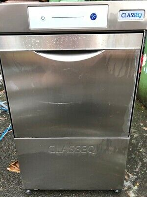 Classeq D400P Dishwasher (Direct) Professional Heavy Duty