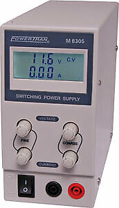 Altronics 30V 5A Regulated Bench Top Power Supply