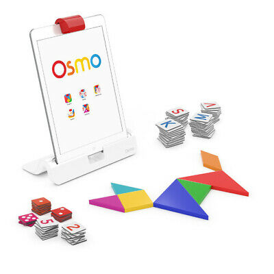 Osmo Genius Kit w/ Base & Mirror  Kit - 5 Games 901-00001 100