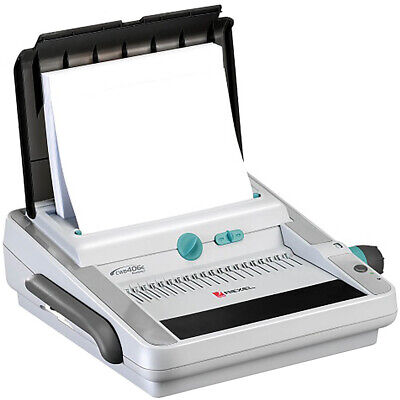 Rexel Cwb406E Electric Comb And Wire Binding Machine
