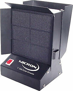 Micron Fume Extractor 240V - Metal