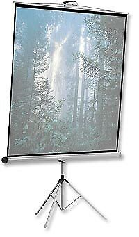 Nobo Statiefscherm Standaard 175 x 175 projection screen