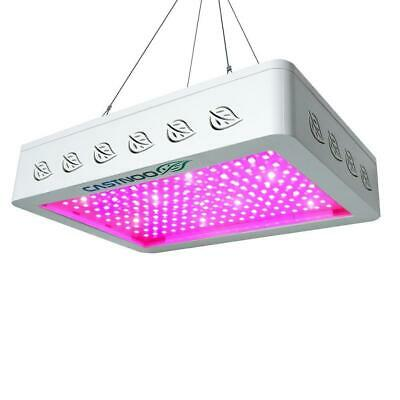 2000W LED Grow Light Hydro Full Spectrum Veg Flower Indoor Plant Lamp Panel AE