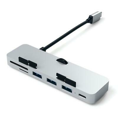 Satechi USB-C Clamp Hub Pro for iMac and iMac Pro - Silver