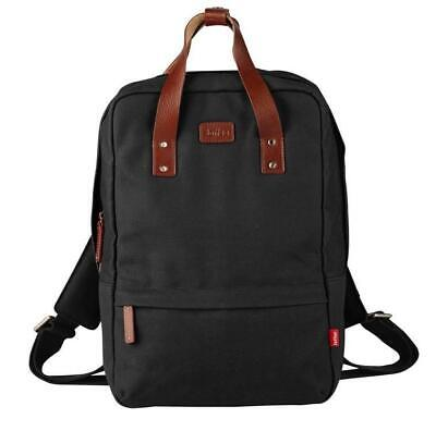 "Toffee Centennial Backpack for 13"" Messenger Shoulder Bags Black"