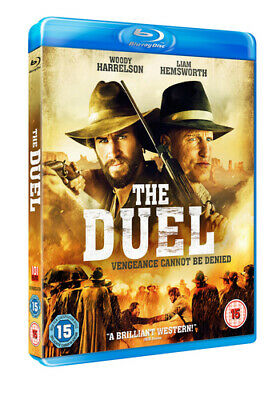The Duel Blu-Ray (2017) Woody Harrelson, Darcy-Smith (DIR) cert 15 Amazing Value