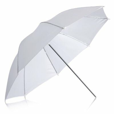 "Photo Studio Photography Video Continuous Lighting 33"" White Soft Umbrella"