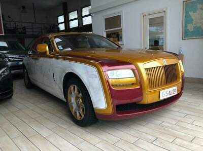 Rolls-royce ghost 6.6 custom garage italia