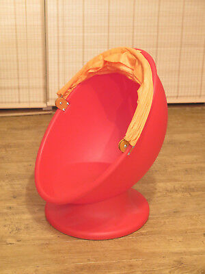 Admirable Ikea Ps Lomsk Swivel Egg Chair For Children In Very Good Andrewgaddart Wooden Chair Designs For Living Room Andrewgaddartcom