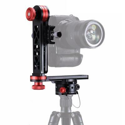 360° Panoramic Tripod Ball Head Quick Release Plate Accessories for DSLR Camera