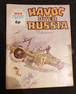 War  Picture  Library    No  715  Havoc  Over  Russia