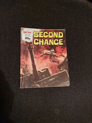 Battle  Picture  Library    No  1443   Second  Chance